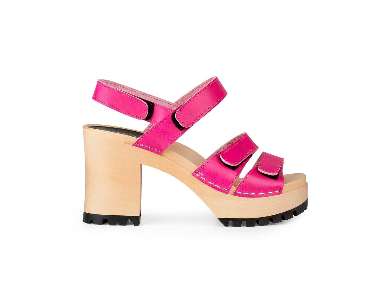Velcra Neon Pink