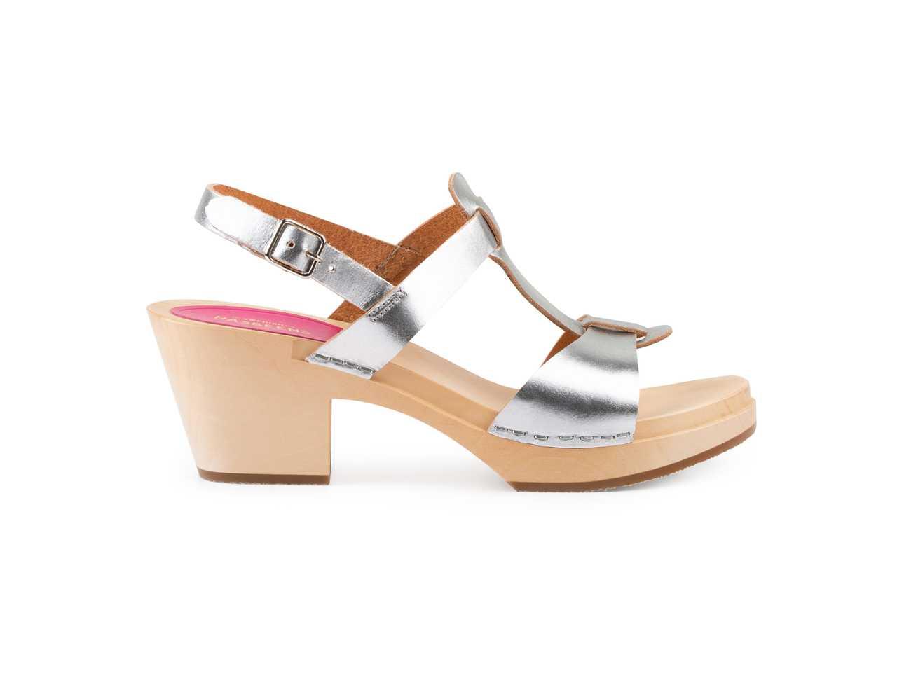 Greek Sandal Silver