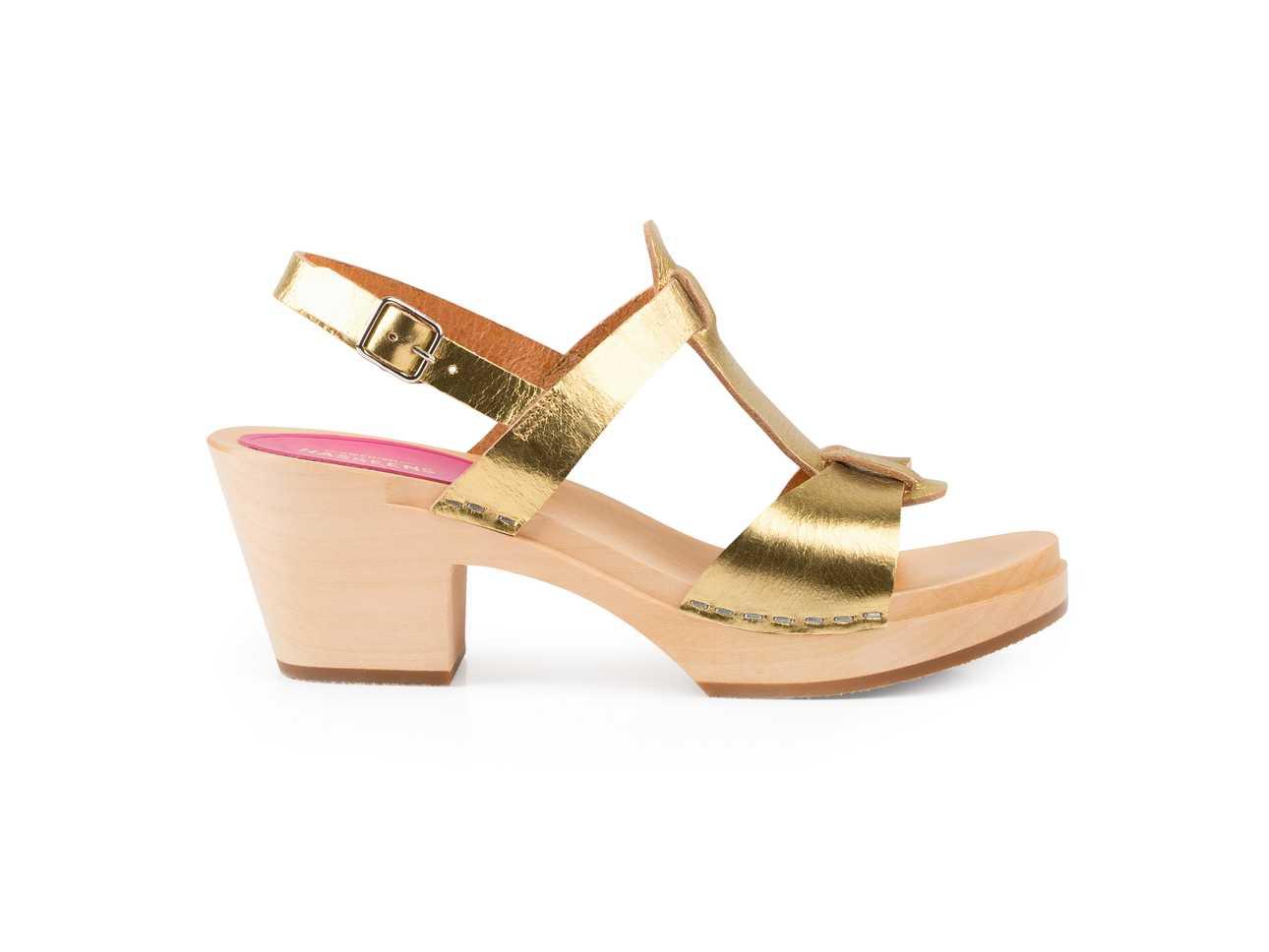 Greek Sandal Gold
