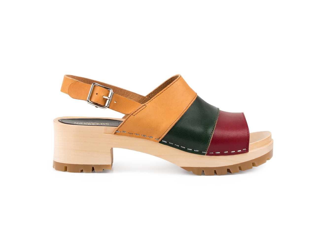 Hippie Sandal Hippie Color combo