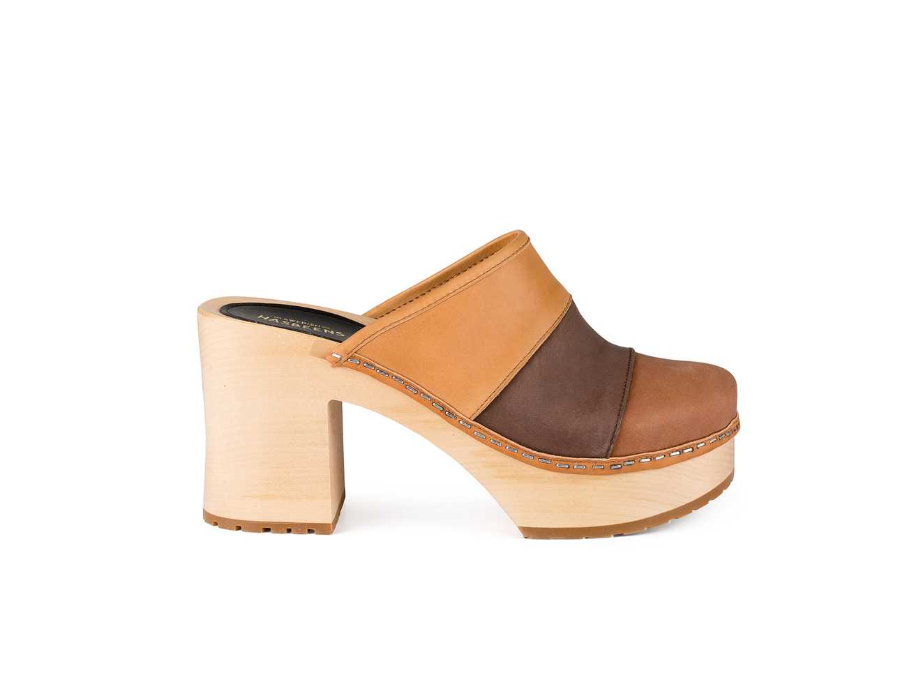 Color Combo Slip In Brown Nubuck Color Combo